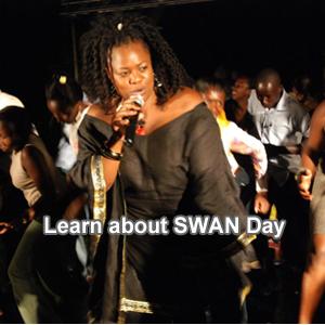 Iddi Achieng - SWAN Day Kenya