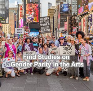 Women Stage the World - New York