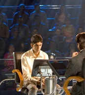 Photo from film Slumdog Millionaire