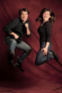 Don DiGiulio and Tressa Glover
