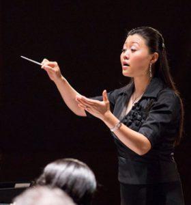 Qiao Chen Solomon, Conductor