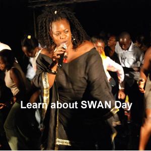 Iddi Achieng, SWAN Day Kenya
