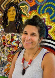 Lori Greene, Mosaic Artist