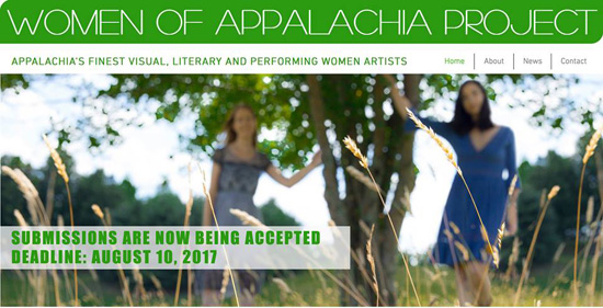 Women of Appalachia Call for Art