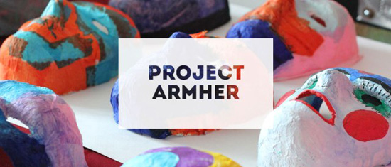 Project ArmHer Masks