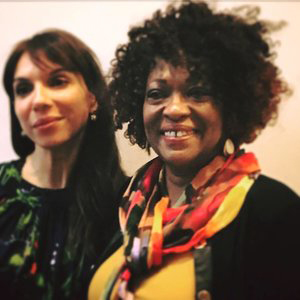 Lara Downes & Rita Dove