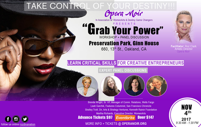 Grab Your Power Workshop
