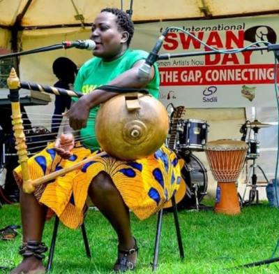 SWAN Day Kenya Drummer