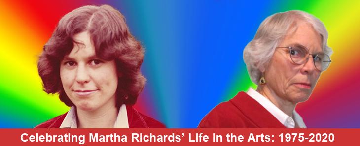 Celebrating Martha Richards' Life in the Arts