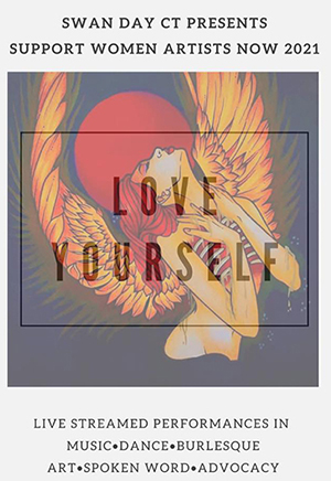 SWAN Day CT- Love Yourself Poster